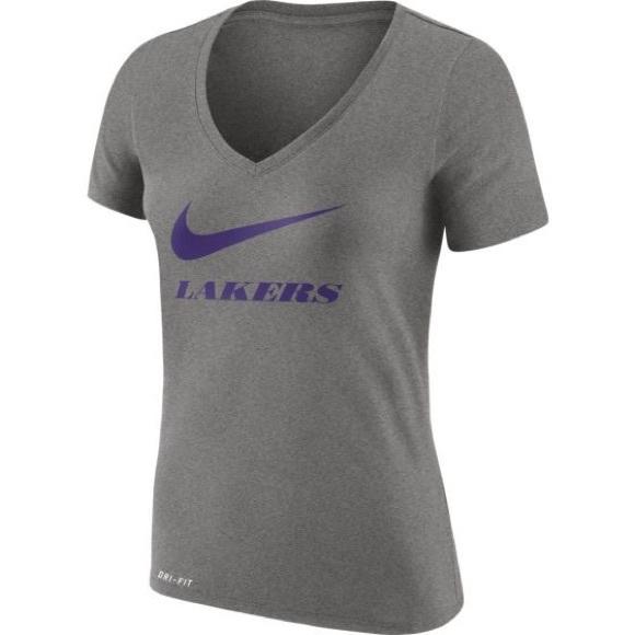 Women s Los Angeles Lakers t shirt 64b28515ce